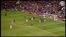 Первый гол Роналду за МЮ Cristiano Ronaldo's First Goal For MU