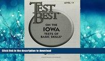READ THE NEW BOOK Test Best ITBS: Test Workbook Grade 5 (Level 11) READ EBOOK