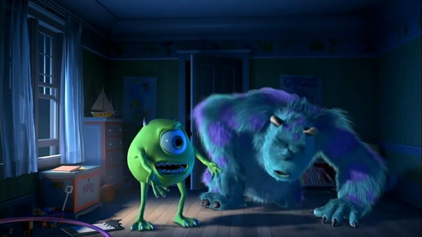 Monsters Inc. Trailer (HD)