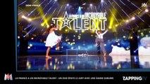 La France a un Incroyable Talent : Un duo épate le jury avec une danse magnifique (vidéo)