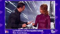 Un tour de magie spectaculaire dans La France a un incroyable talent.
