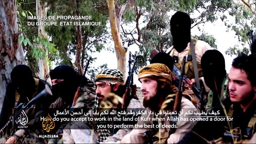 Sur la piste des jihadistes français - Reportage