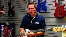 Bass Guitar : How to Use Qwik Tune Auto Guitar & Bass Tuner