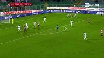 Alessandro Diamanti 100% Chance Missed HD - Palermo 0-0 Spezia - Italy Coppa Italia - 30.11.2016 HD