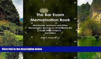 Read Online Dimitri N. Theophilos The Bar Exam Memorization Book Audiobook Download