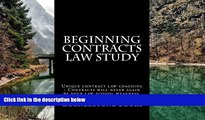 Online Cornerstone books Beginning Contracts law Study: Unique contract law coaching - Contracts