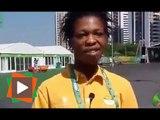 Interview flash / En Direct de Rio 2016 : les impressions de Mamina Koné (Taekwondo)