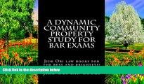 Buy Jide Obi law books A Dynamic Community Property Study For Bar Exams: Jide Obi law books for