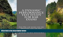 Buy Jide Obi law books A Dynamic Performance Test Study For Bar Exams: Jide Obi law books for the