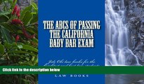 Buy Jide Obi law books The ABCs of Passing The California Baby Bar Exam: Jide Obi law books for