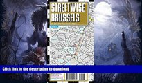 GET PDF  Streetwise Brussels Map - Laminated City Center Street Map of Brussels, Belgium