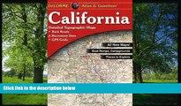 FAVORIT BOOK California Atlas   Gazetteer (Delorme Atlas   Gazetteer Series) DeLorme TRIAL BOOKS