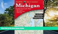 FAVORIT BOOK Michigan Atlas   Gazetteer (Delorme Michigan Atlas and Gazeteer) Delorme TRIAL BOOKS