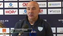 """Racing 92 - Travers : """"La Rochelle n'est pas la par hasard"""""""
