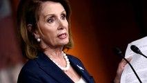 Nancy Pelosi re-elected as House minority leader