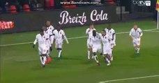 Younes Belhanda GOAL HD - Guingamp 0-1 OGC Nice 30.11.2016 HD