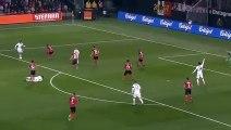 Younes Belhanda Goal - Guingamp 0-1 Nice 30-11-2016