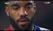 Alexandre Lacazette Goal HD -Nantes 0-2 Lyon - 30.11.2016