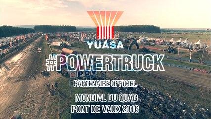 #Powertruck - Mondial du Quad 2016 - officiel #YUASA #PDVRacing