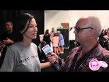 Mr. Mickey Chats with Cynthia Rowley at NYFW