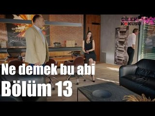 Çilek Kokusu 13. Bölüm - Ne Demek Bu Abi