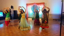 indian wedding dance 2016,  Sangeet bride's maids dance performance ,  Punjabi Wedding dance