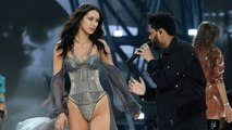Bella Hadid Reunites With Ex-Boyfriend The Weeknd on Victoria's Secret Runway -- See the Sexy Pics!