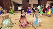 New Indian Wedding Dance by beautiful Bride & Friends | awesome Best Wedding Dance Performance -1