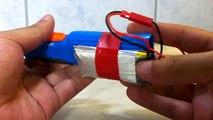 Video TAKUMI KBI-645 Battery Soldering Iron 6W 4.5V Wireless electric iron soldering iron