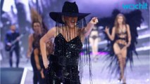 Lady Gaga's Outfits At The Victoria's Secret Fashion Show