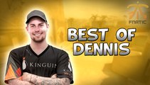 Best Of dennis! [Insane Aces, Crazy Pistol Frags, Epic Clutches, Funny Moments & More] #CSGO