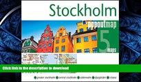 FAVORITE BOOK  Stockholm PopOut Map: Handy, pocket size, pop-up map of Stockholm (PopOut Maps)
