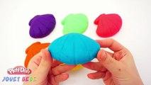 Oeuf Surprise Coquilles St Jacques Pâte à modeler Play-Doh, Minions Pokemon jouets Dora lexplora