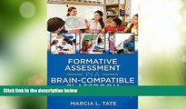 Price Formative Assessment in a Brain-Compatible Classroom: How Do We Really Know They re