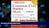 Price Common Core Practice - Grade 4 Math: Workbooks to Prepare for the PARCC or Smarter Balanced