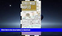 FAVORITE BOOK  Streetwise Naples Map - Laminated City Center Street Map of Naples, Italy -
