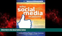 Audiobook Why Social Media Matters: School Communication in the Digital Age Kitty Porterfield Full