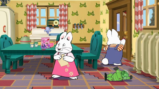 Max and Ruby Give Thanks! | Treehouse Direct Clips