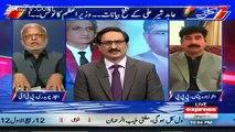 Mr. Ejaz Chaudhry Shut the Mouth of Danial Aziz