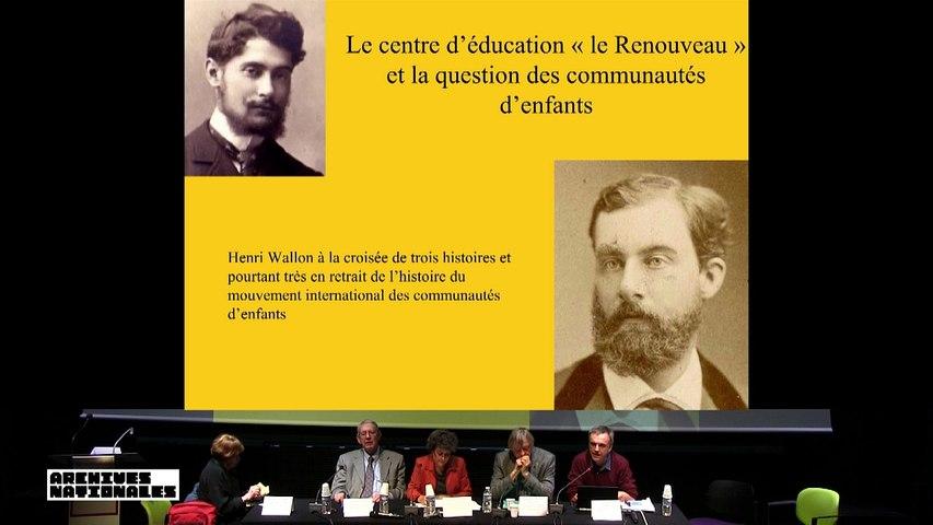 Mathias Gardet :Le centre d'éducation « Le Renouveau »