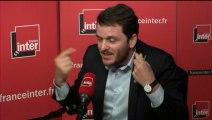 David Thomson répond aux questions des auditeurs de France Inter