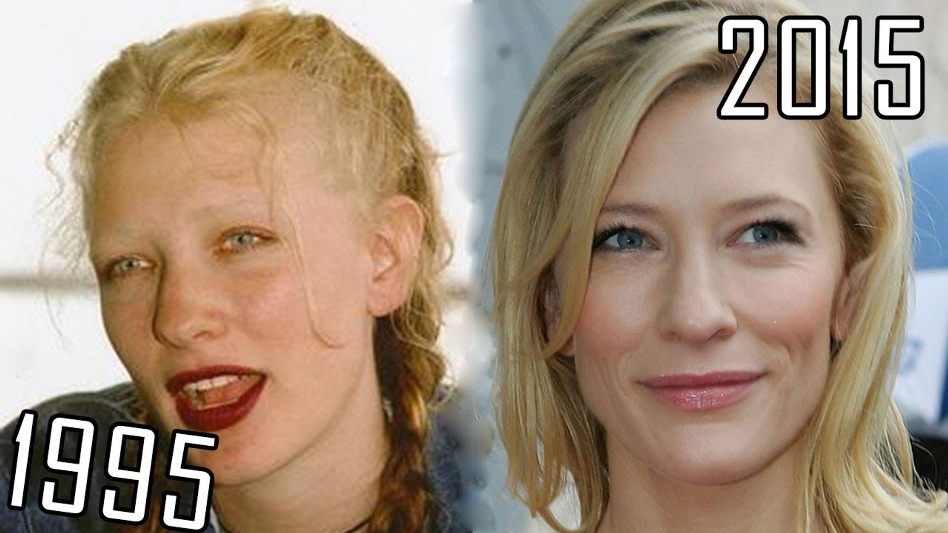 Cate Blanchett (1995 - 2015) all movies list from 1995! How much has changed? Before and Now! The Curious Case of Benjamin Button, The Aviator, Babel, Indiana Jones and the Kingdom of the Crystal Skull, Robin Hood, Blue Jasmine, I'm Not There, Elizabeth