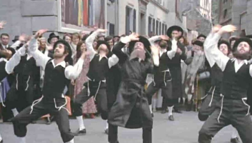Rabbi Jacob, y va danser !
