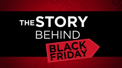 The Story Behind Black Friday -  Myx TV