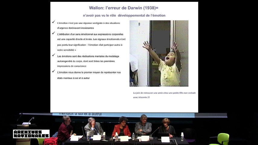 Jacqueline Nadel : Henri Wallon au laboratoire de psycho-biologie de l'enfant