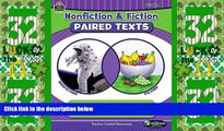 Best Price Nonfiction and Fiction Paired Texts Grade 4 Susan Collins On Audio