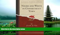 FAVORIT BOOK Negro and White in Connecticut Town (Classic Reprint) Frank F. Lee BOOK ONLINE FOR IPAD