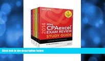 Pre Order Wiley CPAexcel Exam Review 2014 Study Guide July Set (Wiley Cpa Exam Review) O. Ray