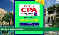 Buy Patrick R. Delaney Wiley CPA Examination Review, Volume 1, Outlines and Study Guides, 28th