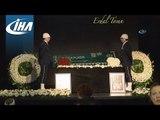 Erdal Tosun İçin BKM'de Cenaze Töreni